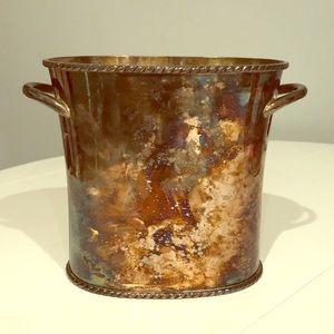 Pottery Barn Wine Chiller Bucket